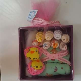 Bebe Love Gift Set Newborn