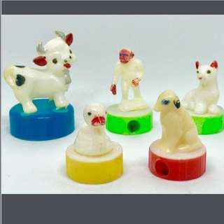 Vintage Animal Sharpeners
