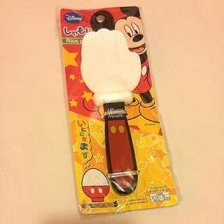 迪士尼 米奇 飯勺 mickey mouse rice spoon