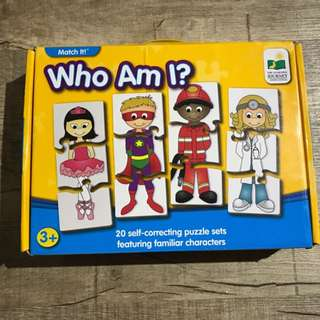 Match It - Who Am I?
