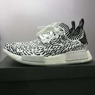 Adidas NMD R1 PK Zebra White