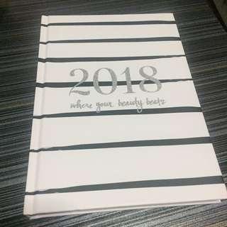 Sephora 2018 Journal