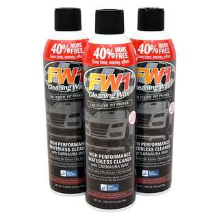 [FastWax, Westgate Service] FW1 Cleaning Wax Fast Wax Extra