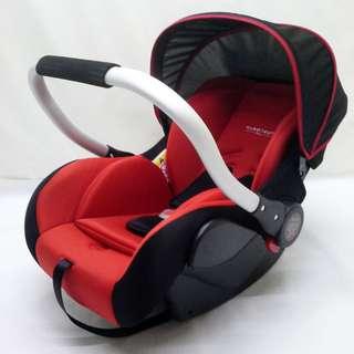 SWEET HEART PARIS - INFANT CARSEAT CS801 (RED)
