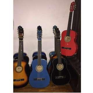 Kapok acoustic guitar