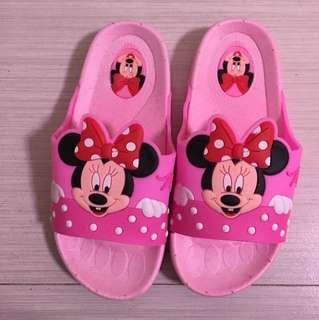 Minnie slippers 米妮拖鞋 20cm long
