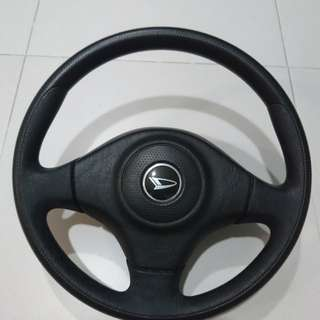 Daihatsu Copen Steering Wheel With Airbag