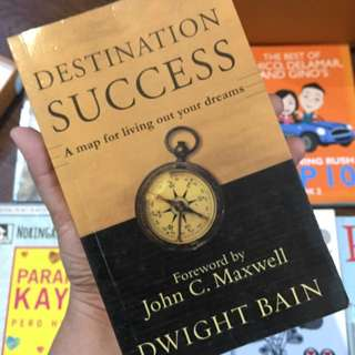Destination Success by John Maxwell