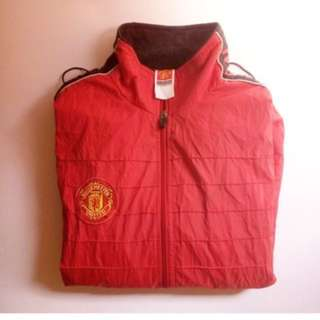 Manchester United Official Jacket
