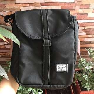 Herschel Crossbody Bag All Black Unisex
