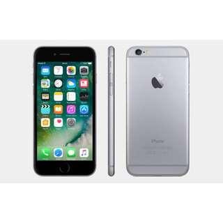 🚚 二手iphone6/64G(黑/銀)