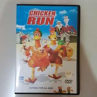 DVD - Chicken Run