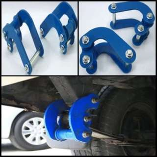 SHACKLE STANDARD/SHACKLE UP 2""