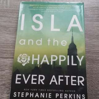 Isla and The Happily Every After