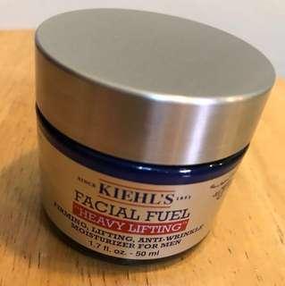 Kiehl's Facial Fuel Heavy Lifting Moisturiser for Men