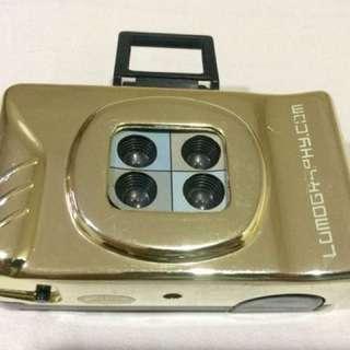 Lomo Action Sampler Plastic camera
