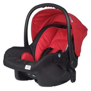 SWEET CHERRY - J003 SCR15 Carrier Carseat (RED/BLUE)