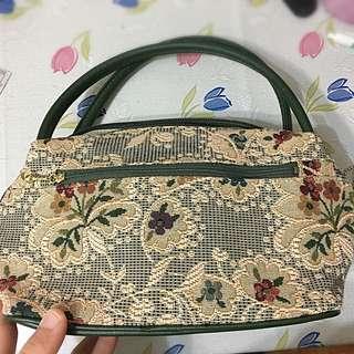 日本蕾絲袋
