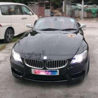 BMW Z4 3.5 IS DCT M