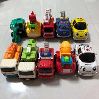 Trucks & Cars!