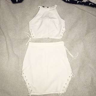 Misguided white set