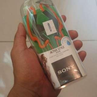 Sony Active Style Earphones