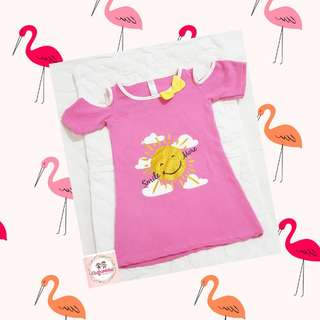 Popscl Original dress baju anak