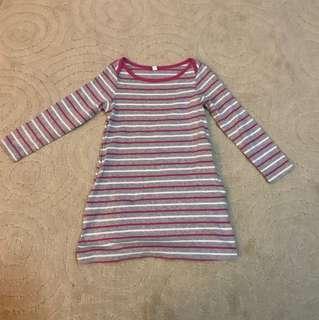 Uniqlo kids dress