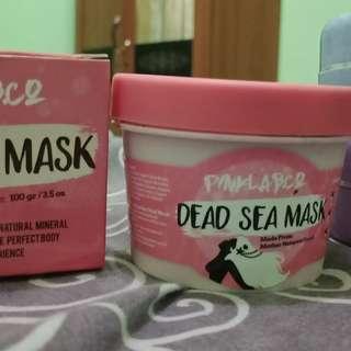 Dead sea mask share in jar 10ml