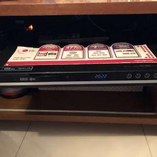 LG dvd 硬碟錄影機