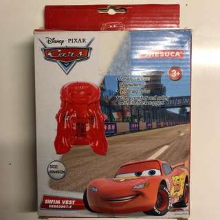 Disney Cars Swim Vest