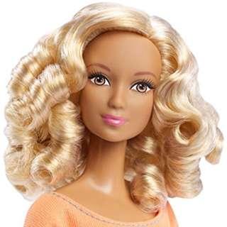 Barbie Made to move - orange