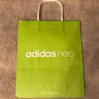 Adidas Neo Paper Bag
