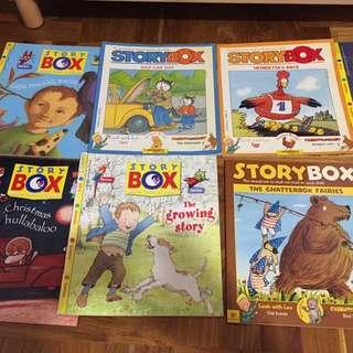 Story Box Magazines $3 each - many many available!