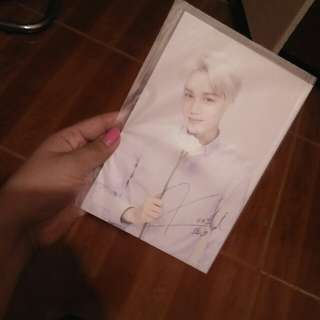 Kai Nature Republic Official Postcard