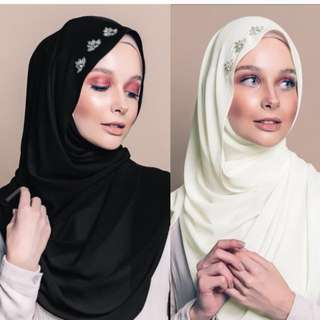 Tudung people Ranaa eclipse and meringue