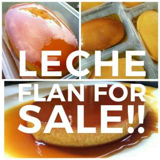 MANGO FLOAT AND LECHE FLAN FOR SALE!! 💖