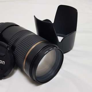 Tamron SP 70-200MM F/2.8 Di VC USD – Nikon Mount