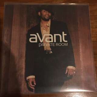 Avant- Private Room 2LP Set Vinyl Record