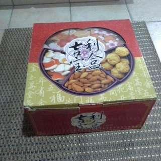 KUKERI Melamine CNY Goodies  Box
