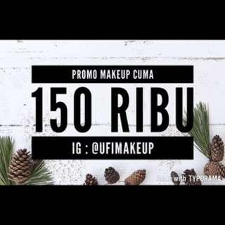 Makeup artist (jasa rias)