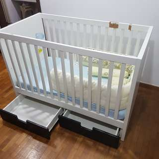 Ikea Baby Cot - good condition