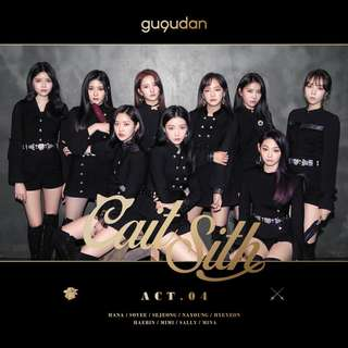 [Preorder] Gugudan Act.04 2nd Single Album-Cait Sith