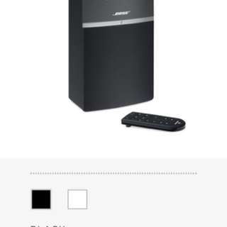 Bose Soundtouch 10 Bluetooth/wifi