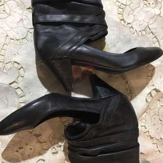 Zara shoes size 39 Black
