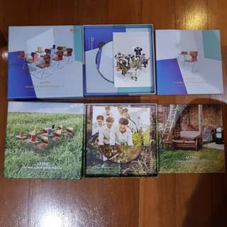 Unsealed Astro 5th mini album dream part 02