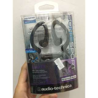 Audio Technica ATH-Sport 1is