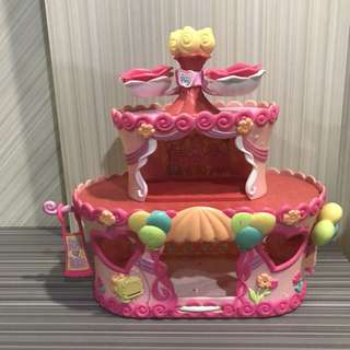 My Little Pony Roller Skate Party Cake PlayHouse