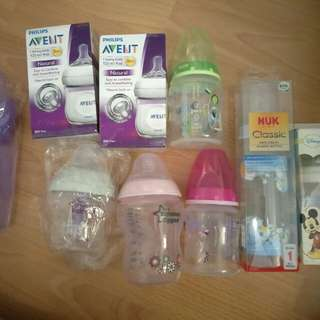 BNIB Avent natural milk bottle 125ml