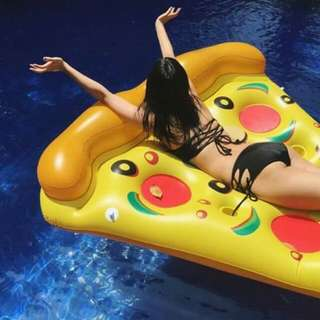 Pizza Pool Inflatable